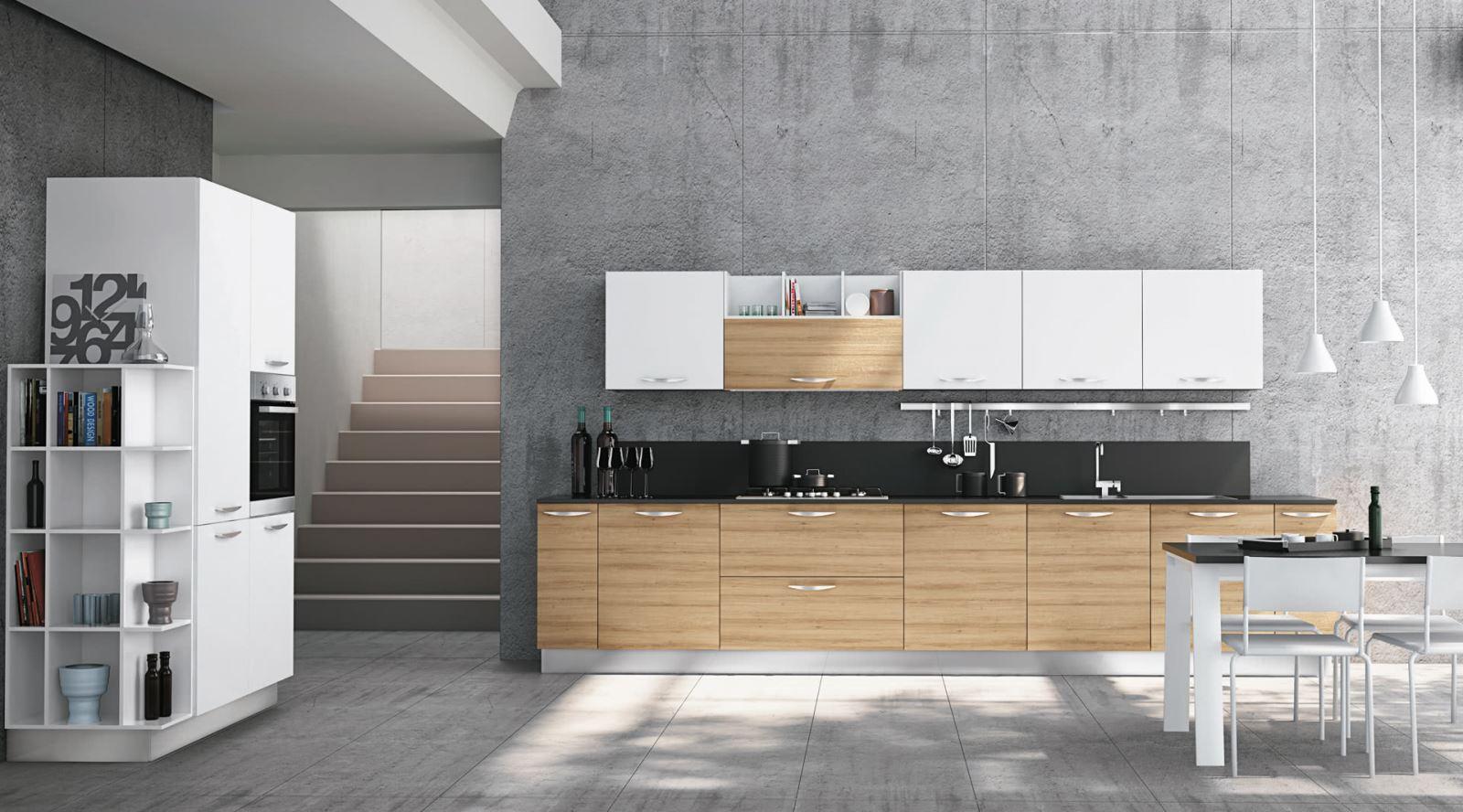 Cucine Creo Lube Opinioni cucine lube: una scelta di stile
