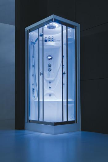 K2 il box doccia multifunzione colacril guarda in alto for Doccia multifunzione