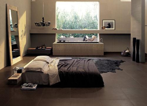 Pareti Sala Color Tortora: Divano rosso parete grigia abbinare i ...