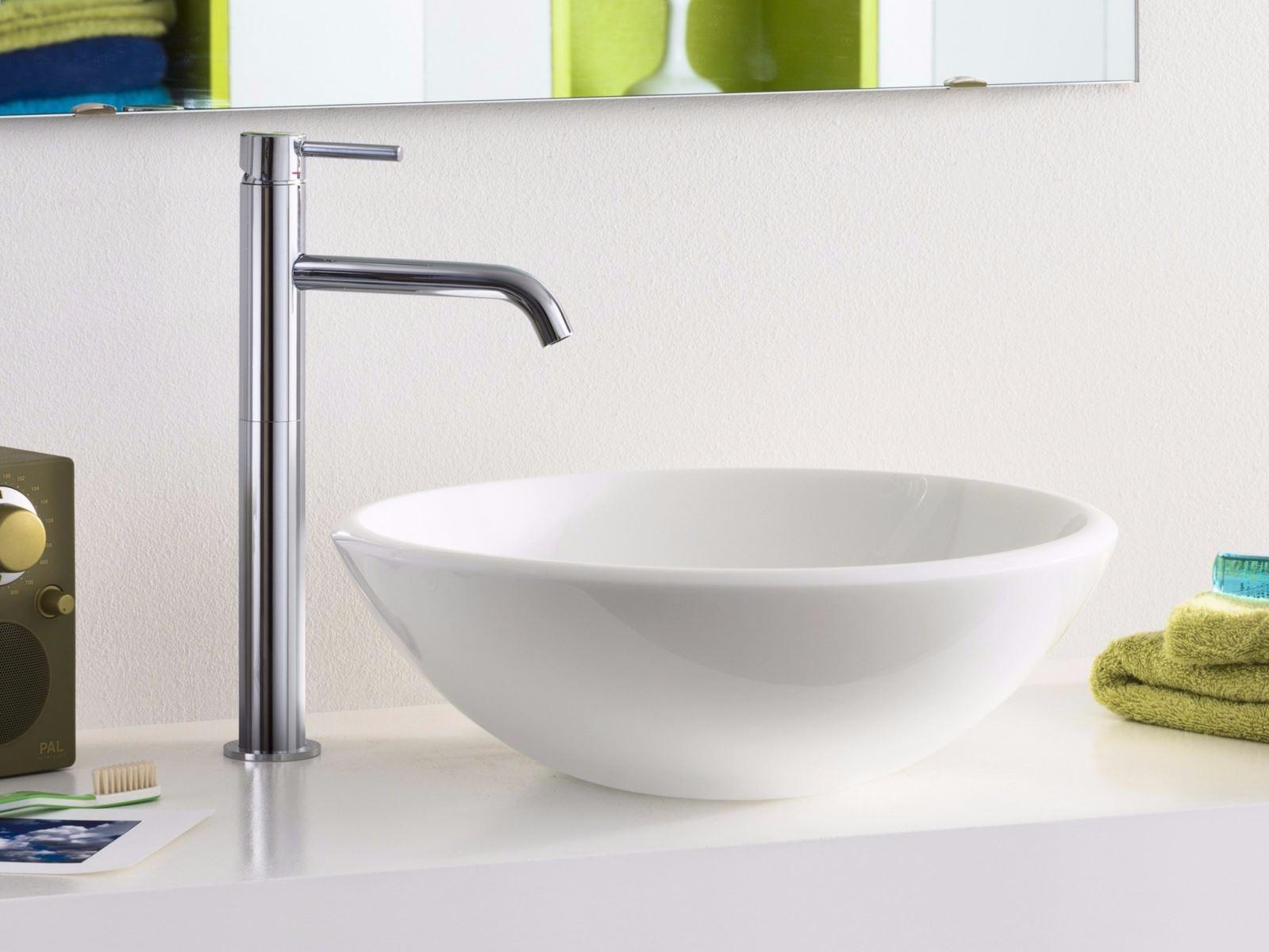 Miscelatori lavabi ecco le nuove proposte - Rubinetteria bagno zucchetti ...
