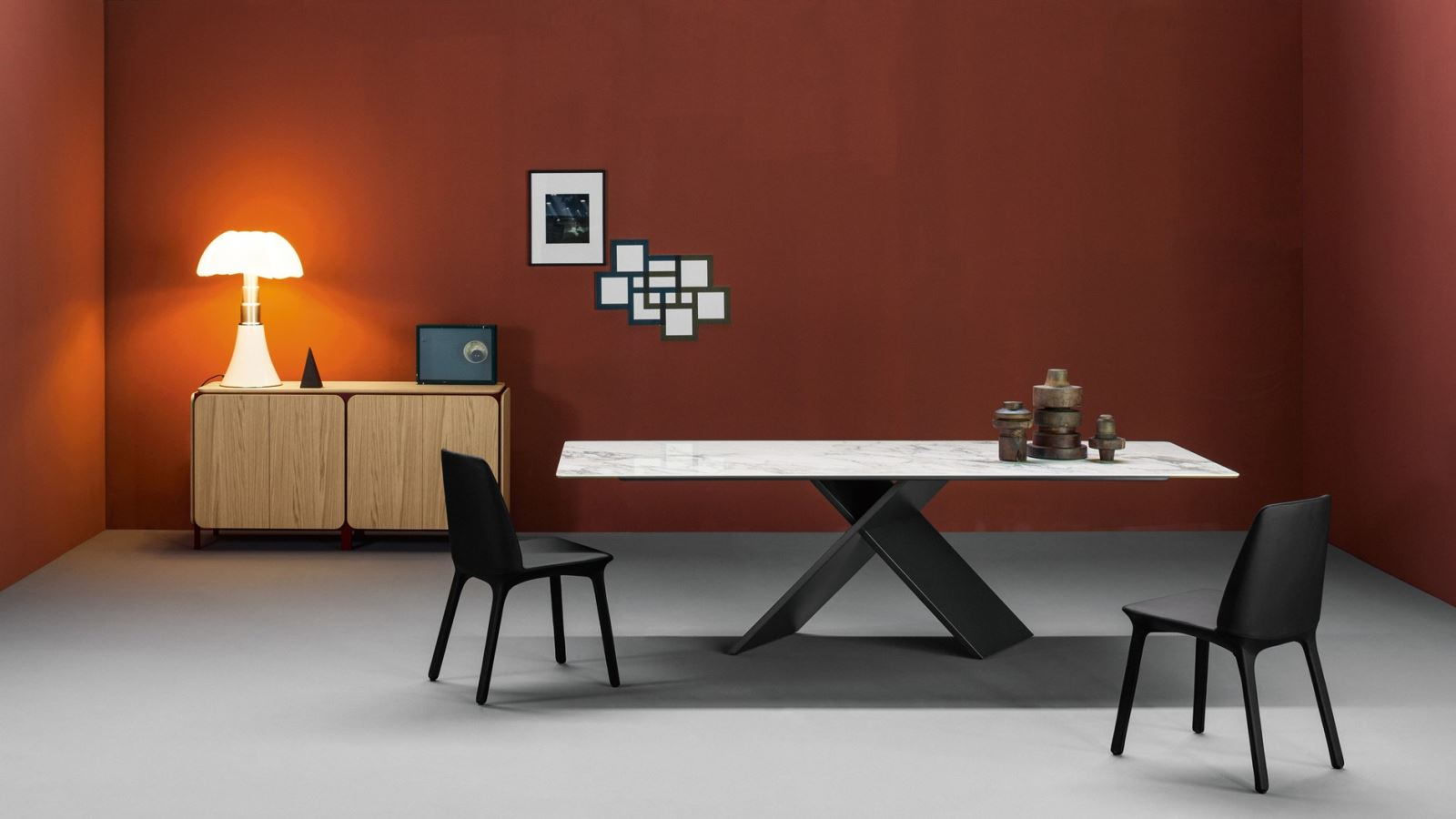 Bonaldo tavoli e sedie 2016 al salone del mobile for Sedie per salone