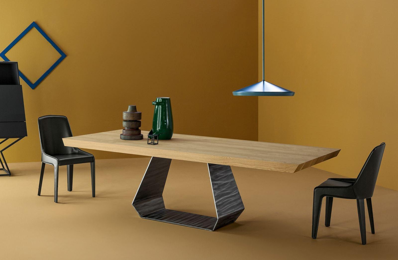 Bonaldo tavoli e sedie 2016 al salone del mobile for Tavolo salone moderno