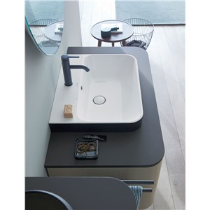 lavabi da appoggio duravit Happy D.2 Plus
