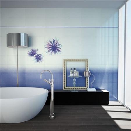 Bicottura in pasta bianca atelier - Pareti colorate bagno ...