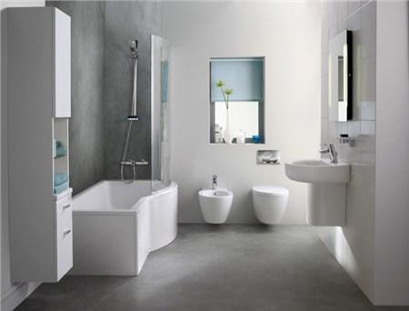 ambiente bagno moderno connect