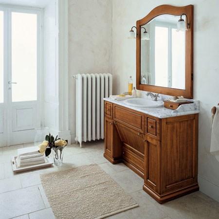 Mobile bagno ambra for Mobili bagni classici