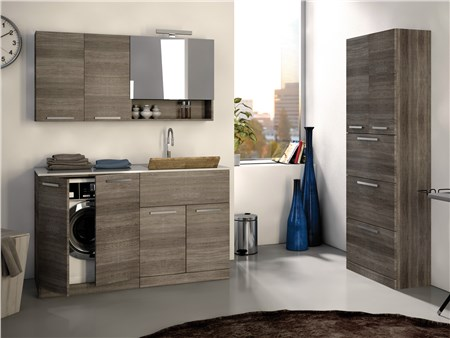 Mobili lavanderia bagno lavanderia