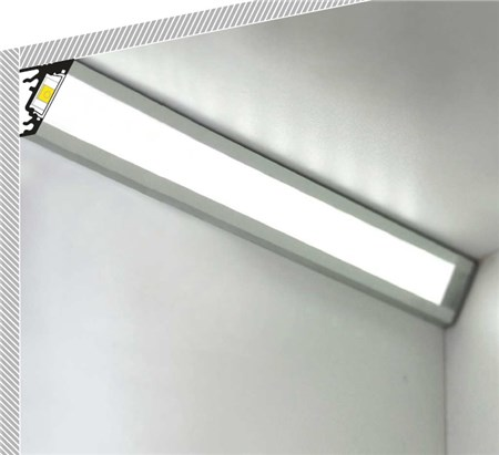 Illuminazione a led per interni ed esterni for Illuminazione a led