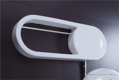 Cassetta scarico wc esterna in ceramica infissi del bagno in bagno - Wc con cassetta esterna ...