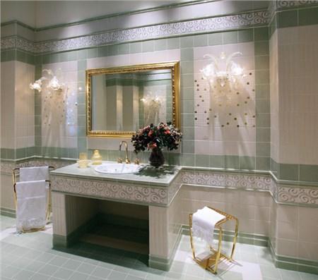 Piastrelle rivestimento luci - Piastrelle bagno eleganti ...