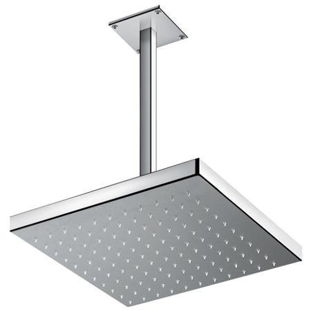Soffione doccia playone a soffitto - Soffione della doccia ...