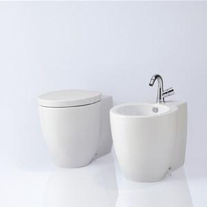 Azzurra Ceramica Full 54.Vaso E Bidet Full 56