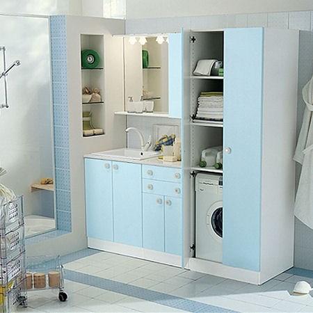 Lavanderia spazio color - Lavanderia in casa ...