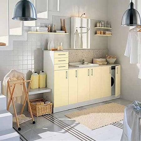 Casa radiatori roma: lavatoio lavanderia ceramica