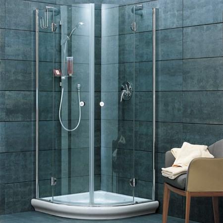 Porte per doccia in vetro