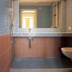 Cotto bagno for Cotto ferrone