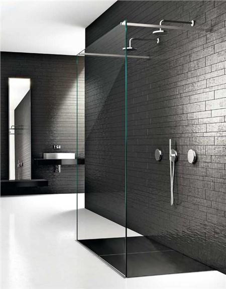 Box in vetro per doccia space - Vetri per doccia ...