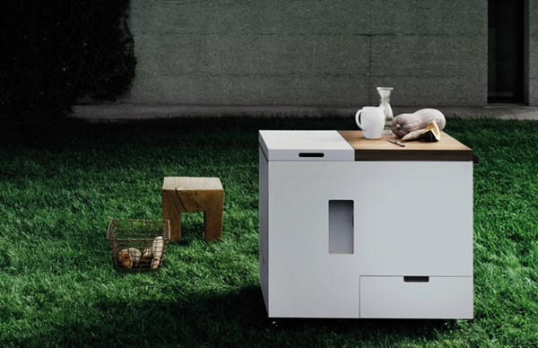 Minicucina Outdoor