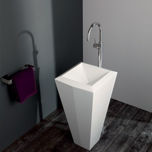 Lavabo freestanding Crystal