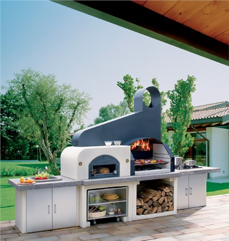 Grill maxime la cucina all 39 aria aperta - La cucina di aria ...