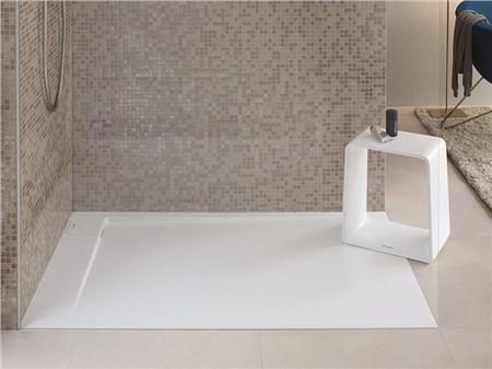 Piatto doccia filo pavimento durasolid
