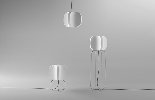 Plust Collection alla fiera Stockholm Furniture&Light
