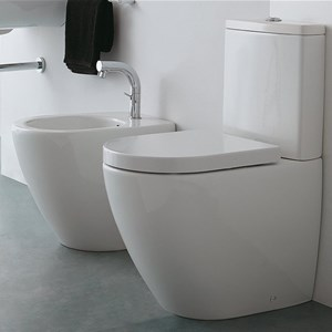 wc con cassetta Cover althea ceramica