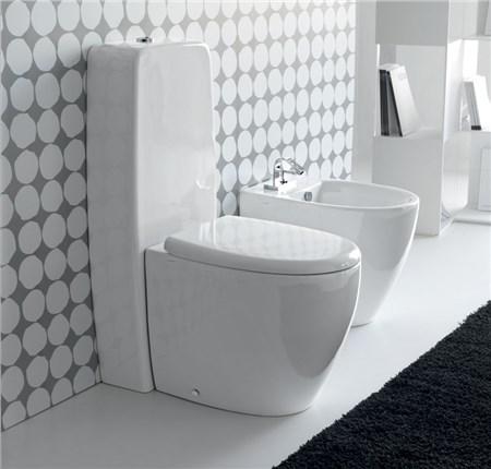 Sanitari bagno monoblocco loft - Monoblocco bagno ...