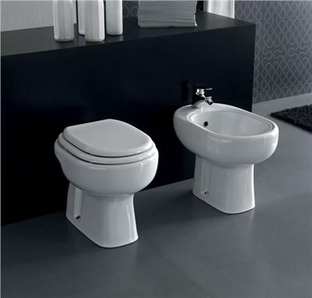 Sanitari bagno angela - Come sbiancare i sanitari del bagno ...