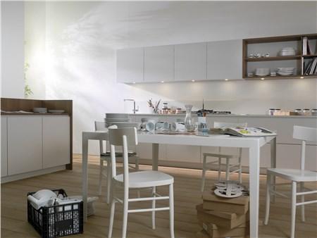 Cucina senza maniglie One12