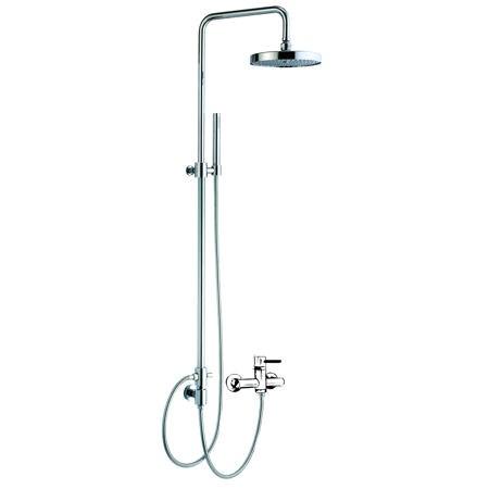 Profilo gruppo esterno doccia for Gruppo doccia