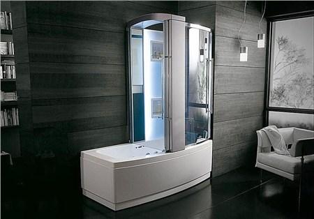 Vasca da bagno doccia sharade - Vasca da bagno combinata ...