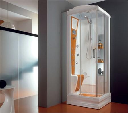Abaco la cabina doccia di titan for Piani di cabina contemporanei