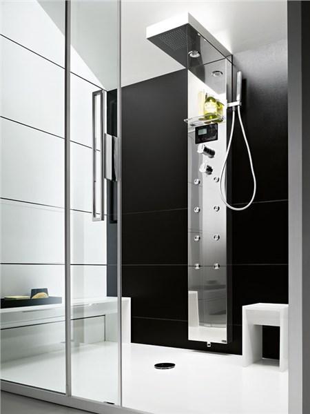 Colonna idromassaggio platinum - Colonna doccia bagno turco ...