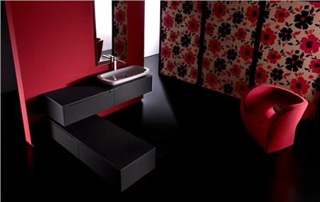 Mobile Da Bagno Glamour : Mobile bagno glamour composizione