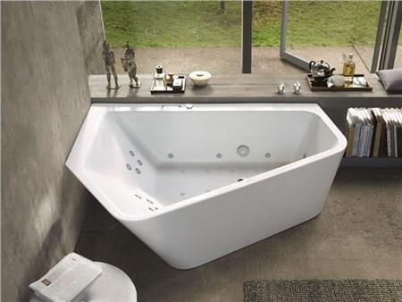 Vasca Da Bagno Asimmetrica : Classico neo classico vasche da bagno e drenaggio Акриловые