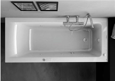 Vasca idromassaggio 170x80 connect - Ideal standard vasche da bagno ...
