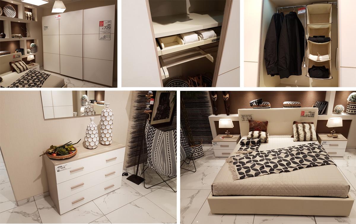 Camere da letto mondo convenienza - Camera da letto bordeaux ...