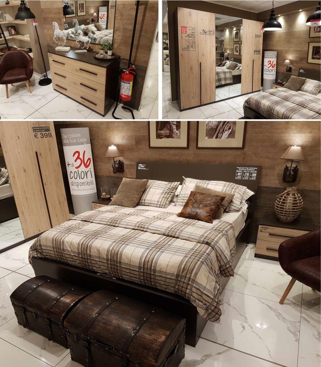 Camere da letto mondo convenienza for Prezzi della cabina di tronchi di 3 camere da letto