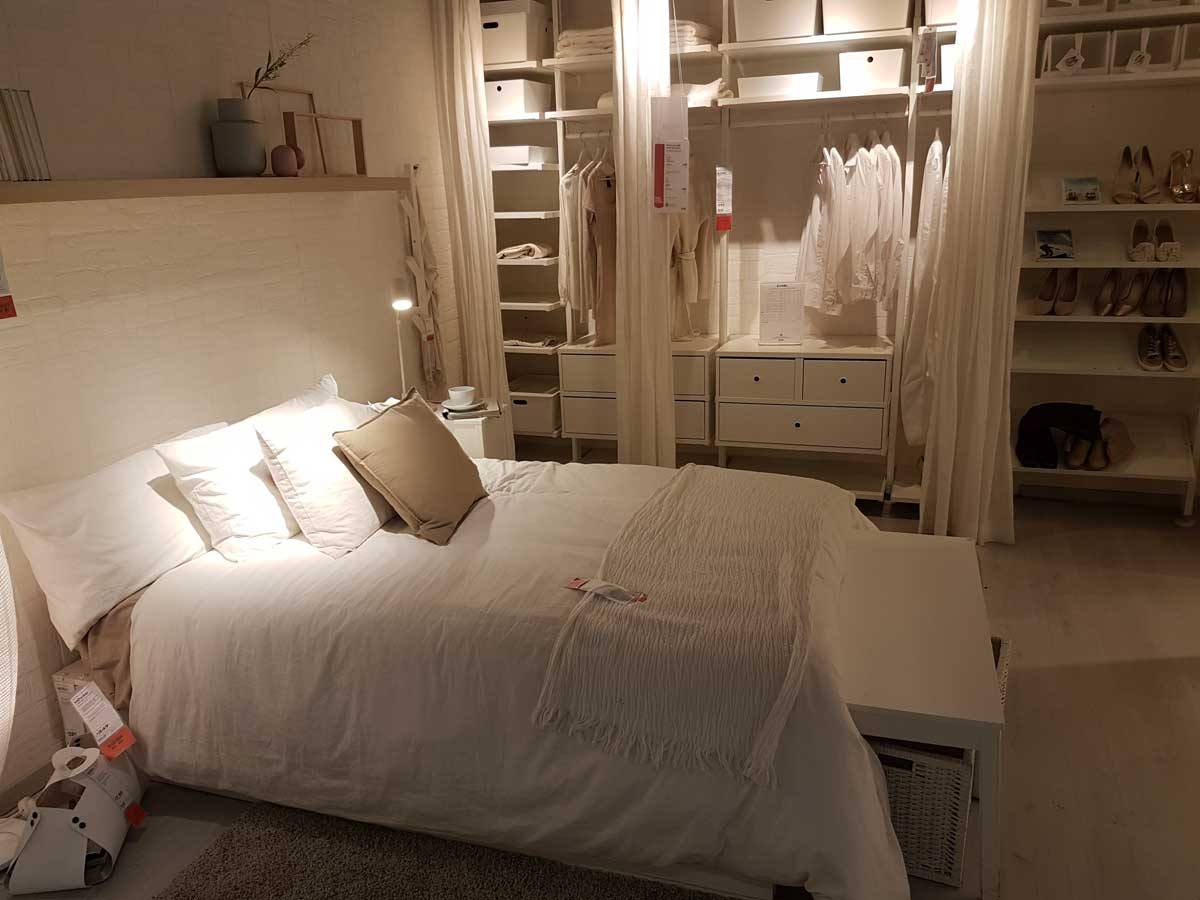 Awesome mobili camera da letto ikea ideas design trends - Camere ikea 2017 ...
