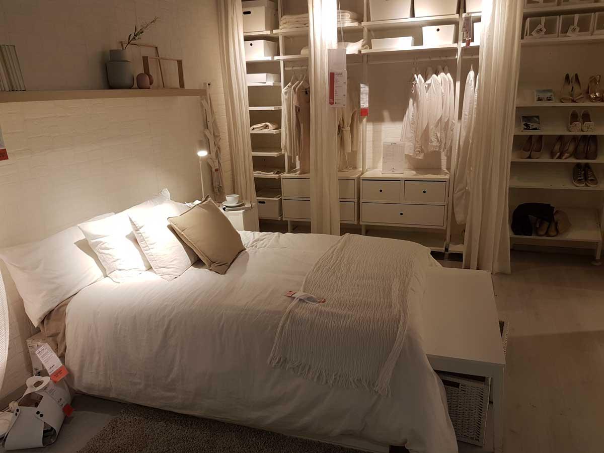 Camera da letto ikea le nuove tendenze for Ikea mobili camera