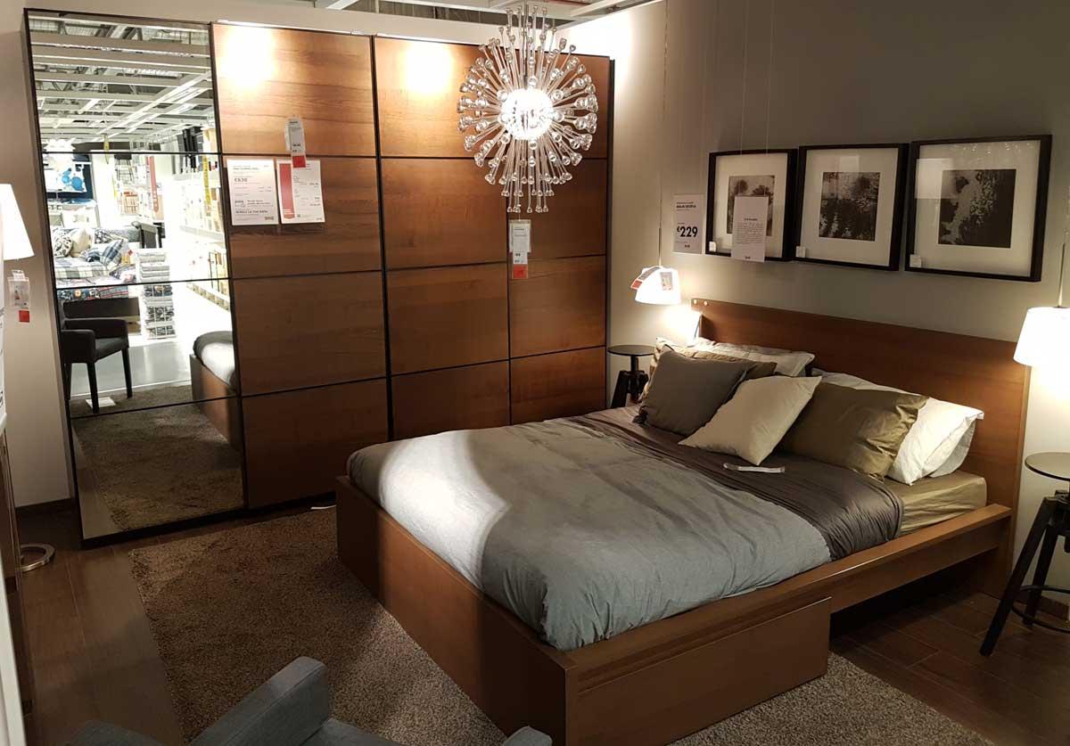 Camera da letto ikea le nuove tendenze - Ikea copripiumini letto matrimoniale ...