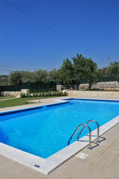 Piscina bluestyle for Castiglione piscine