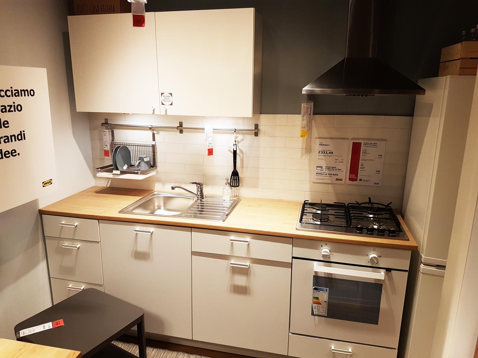 Mobili Cucina Ikea Misure.Cucine Ikea Scopri Il Catalogo