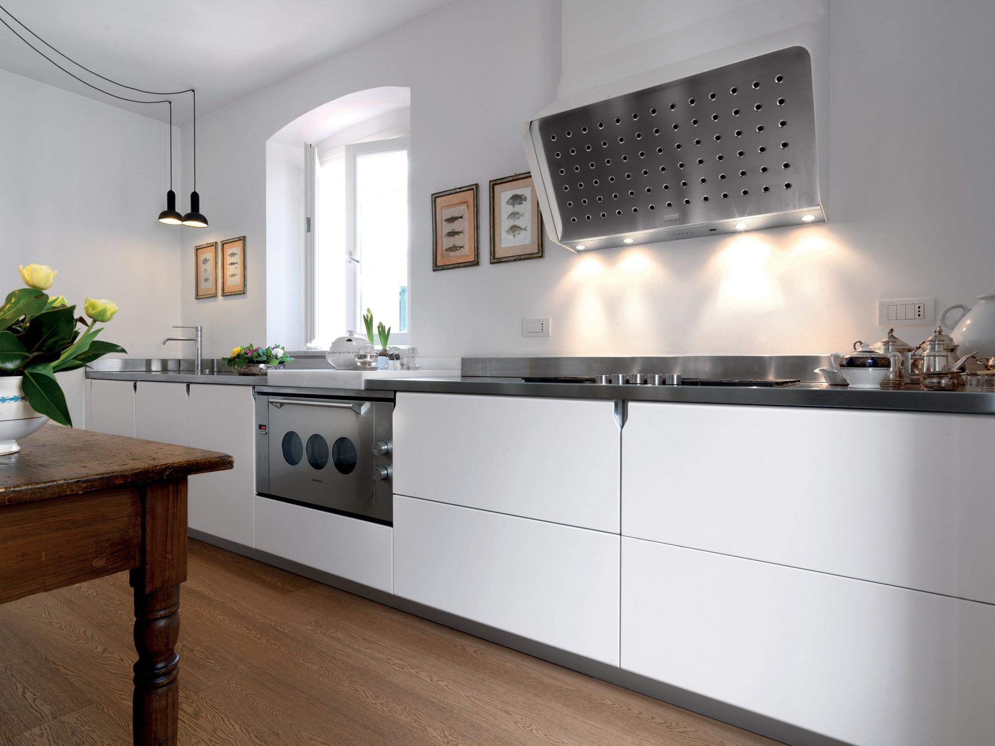 Cucina lineare cina - Schiffini cucine ...