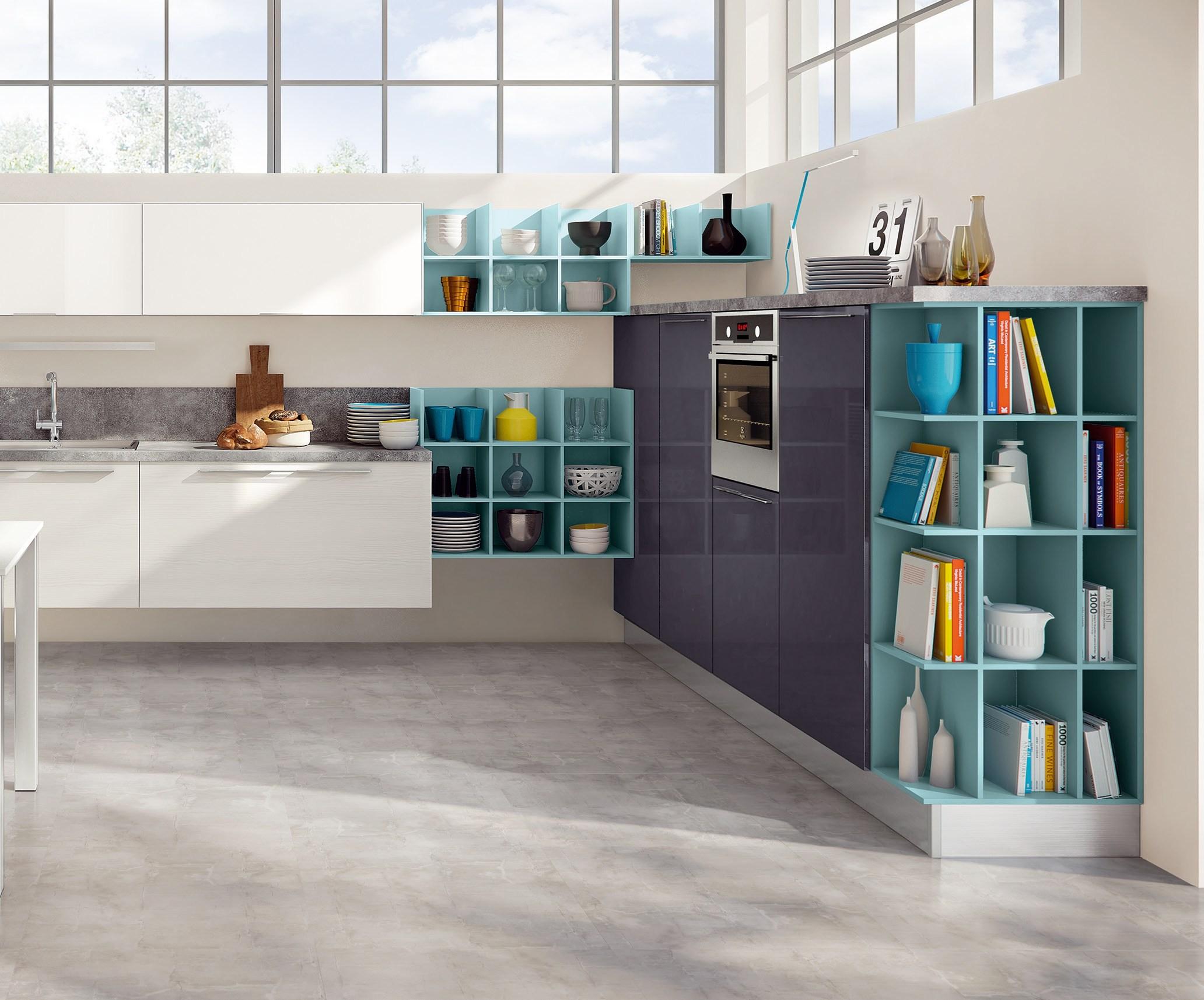 Elementi Cucina. Liberi In Cucina Di Alpes Inox Elementi Da Libero ...