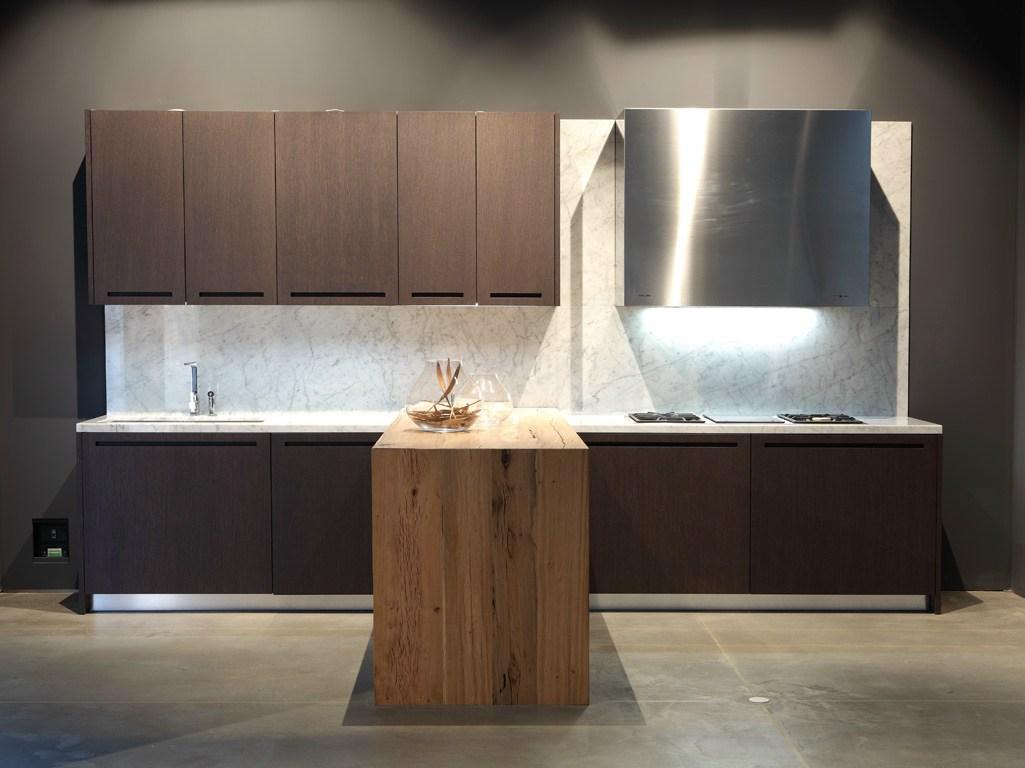 cucina componibile con maniglia integrata zero