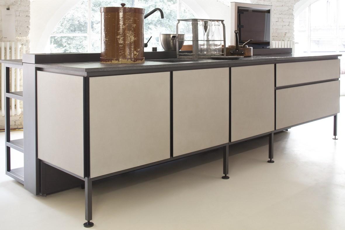 Cocina Lacada Zaragoza 2 2  # Muebles Xp Instalaciones
