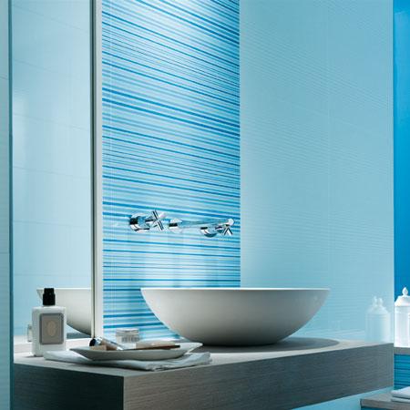 Collezione pura 39 celeste e blu 39 - Produttori ceramiche bagno ...