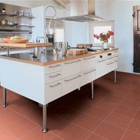 Cotto cucina for Piastrelle bagno tuscania